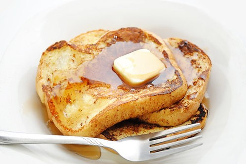 Buttery Maple Syrup Sample