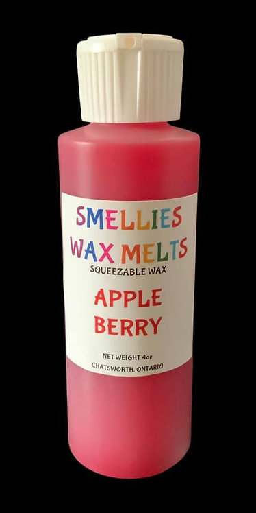 APPLE BERRY SQUEEZABLE WAX