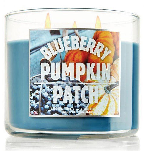 Blueberry Pumpkin Patch Sample