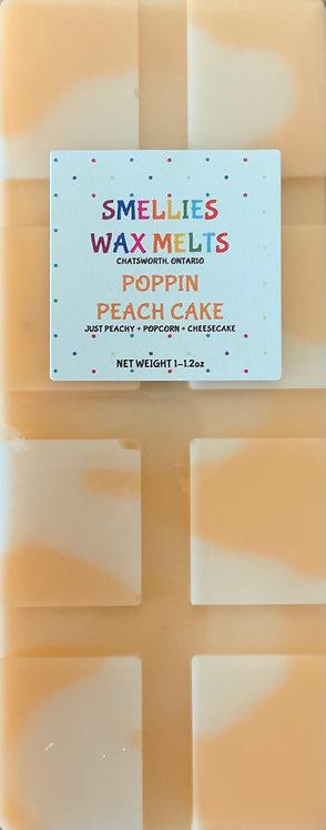 POPPIN PEACH CAKE BLEND
