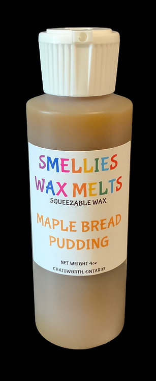 MAPLE BREAD PUDDING SQUEEZABLE WAX