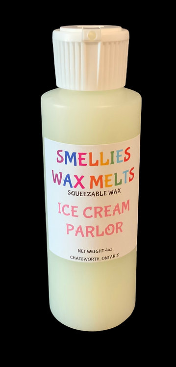 ICE CREAM PARLOR SQUEEZABLE WAX