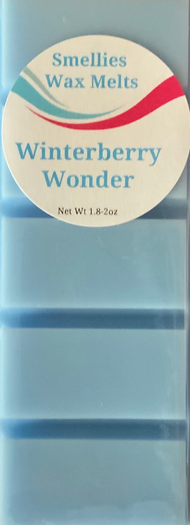 WINTERBERRY WONDER SNAP BAR