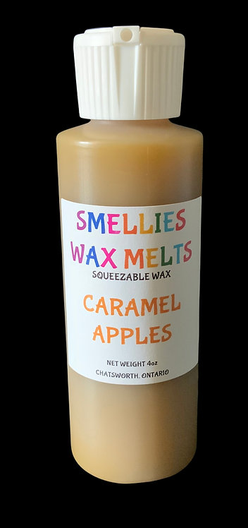 CARAMEL APPLES SQUEEZABLE WAX