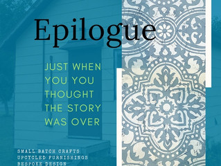 Introducing:  Epilogue Studio and Gallery