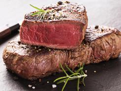 Eat healthy steak