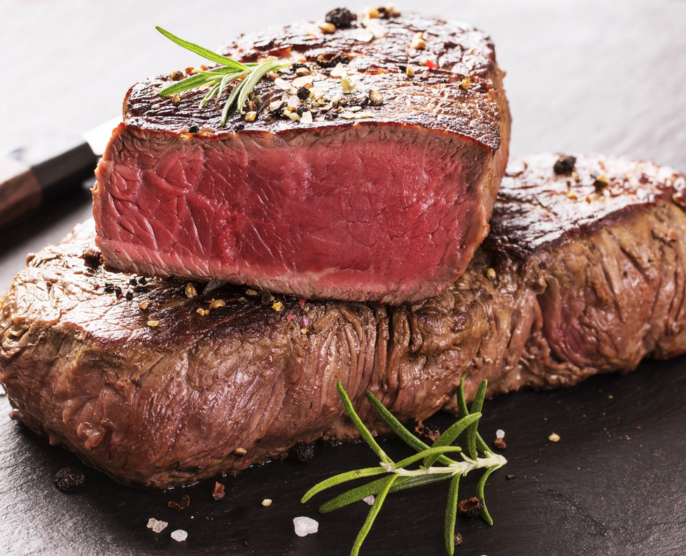 Aged Steak