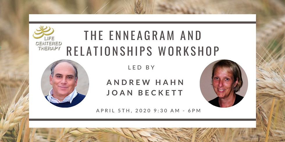 The Enneagram and Relationships Workshop