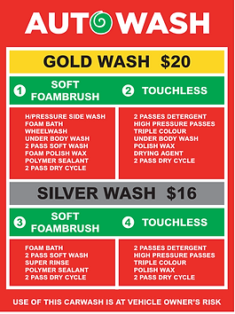 Car wash Autowash Hibiscus Coast