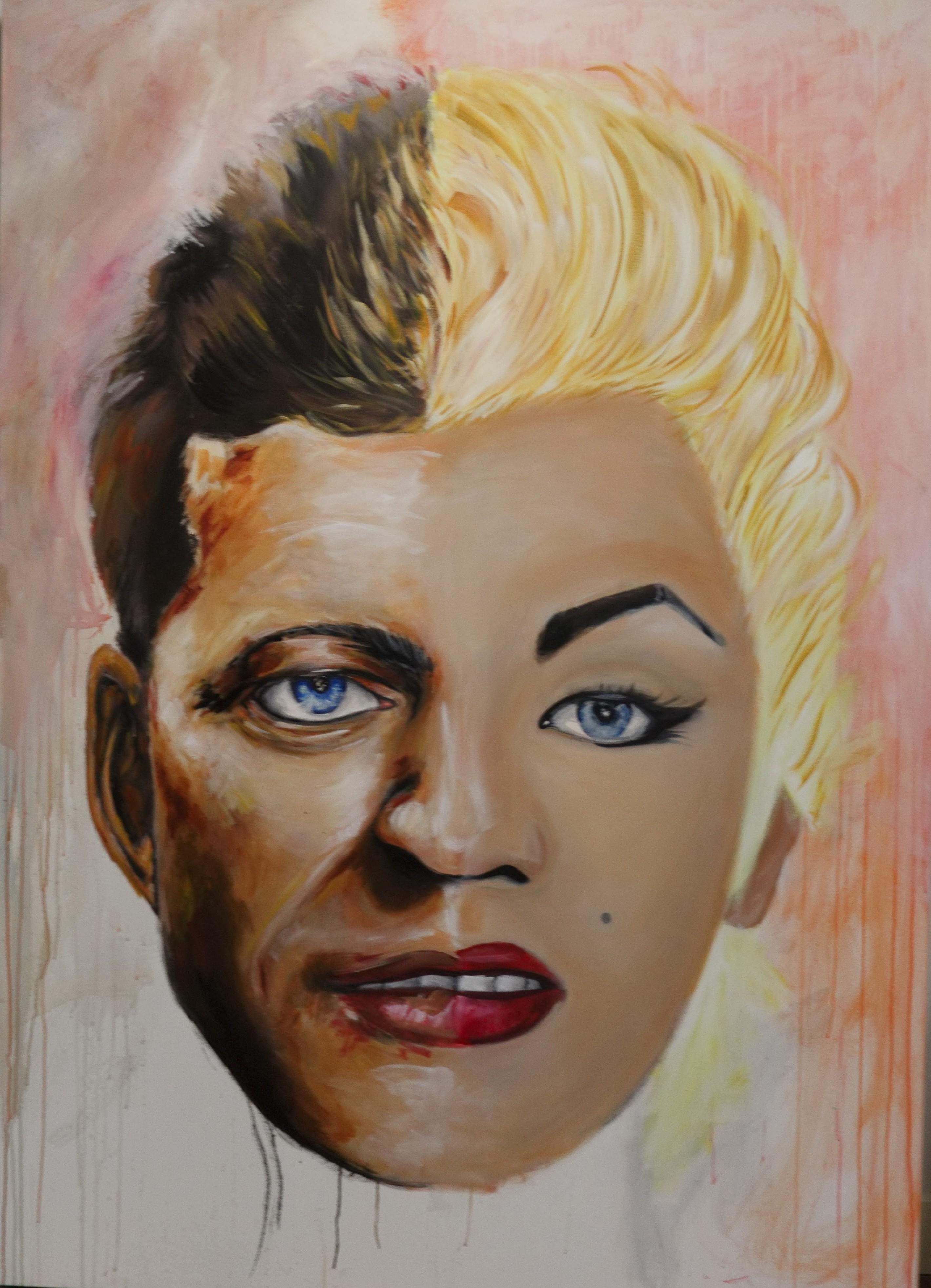 For Sale JFK & Marilyn
