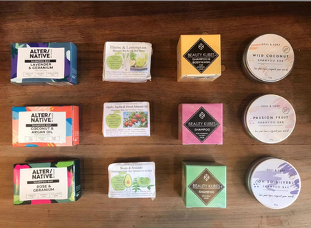 The Wonderful World of Shampoo Bars!