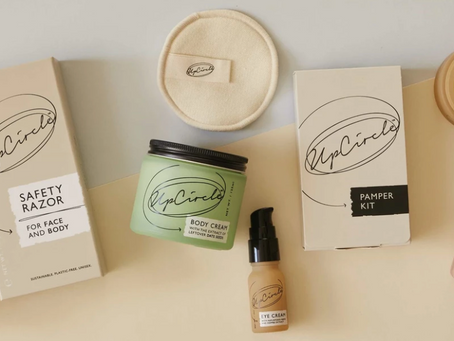 Introducing UpCircle: Skincare with a conscience