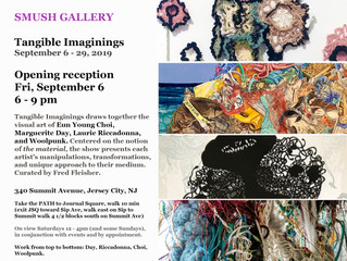 TANGIBLE IMAGININGS at SMUSH Gallery