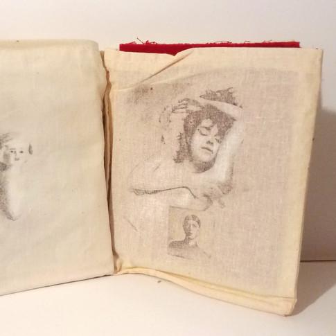 BABES FIRST, Artist's Book