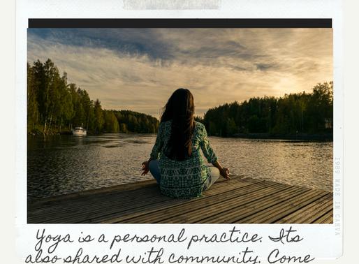 Buka Yoga Studio | Welcome Fall