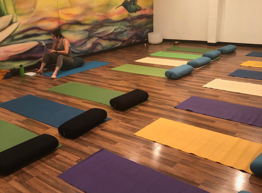 Beginner Yoga Classes | What to expect
