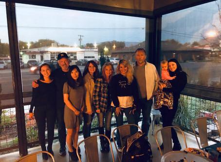 Meeting beautiful survivors in Utah!
