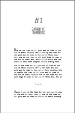 Nonfiction Design 1