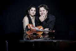 Parfenov Duo, Klavier und Violine