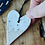 Thumbnail: Ceramic Scandi Heart