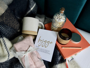 Hygge your evening with 5 simple steps...