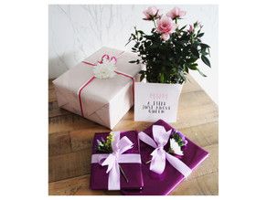 The simple guide to beautiful gift wrapping!