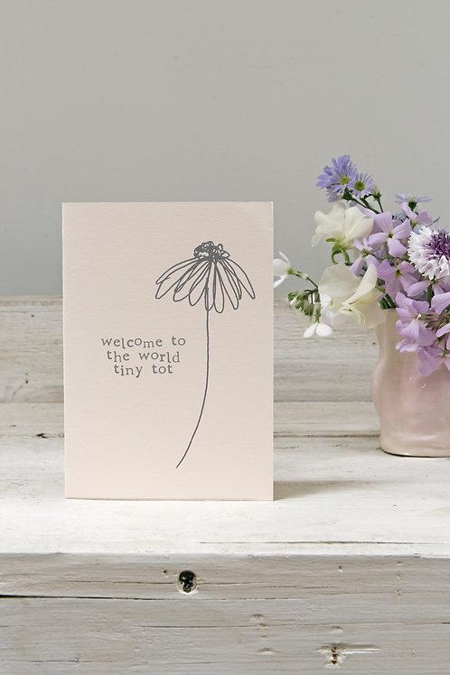 Tiny Tot // Foiled Card
