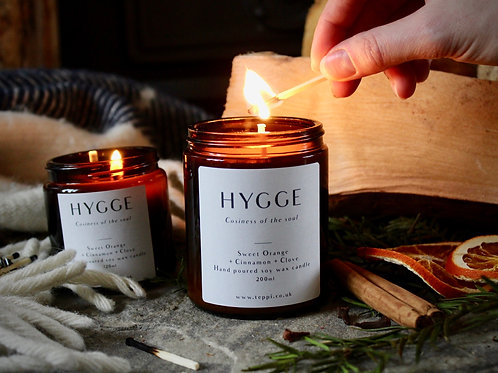 HYGGE Soy Wax Candle