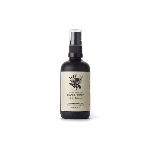 Natural Protection Hand Spray