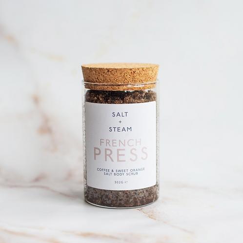 Body Scrub // French Press