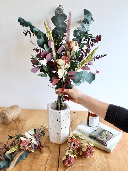 Dried Flower Bouquet // Bloom