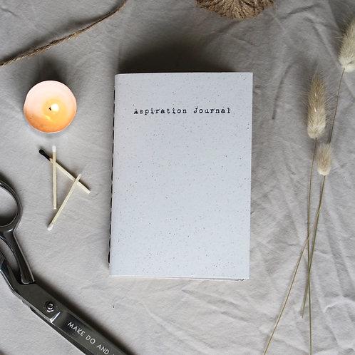 A6 Aspiration Journal