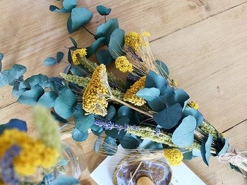 Dried Flower Bouquet // Abundance