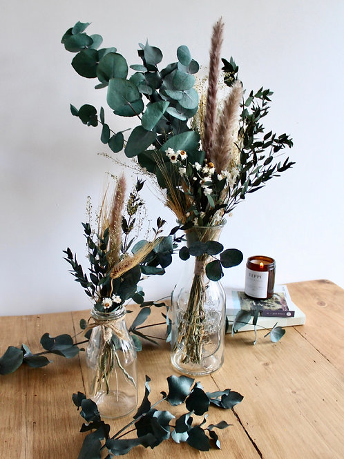 Dried Flower Bouquet // Botanic