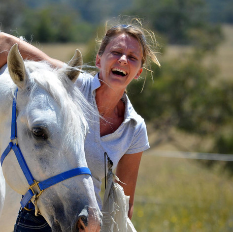 Centaur Connection Tracy Steinhardt transforming horses and people