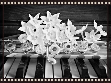 Музыка синастрии в паре Джоли-Питт.