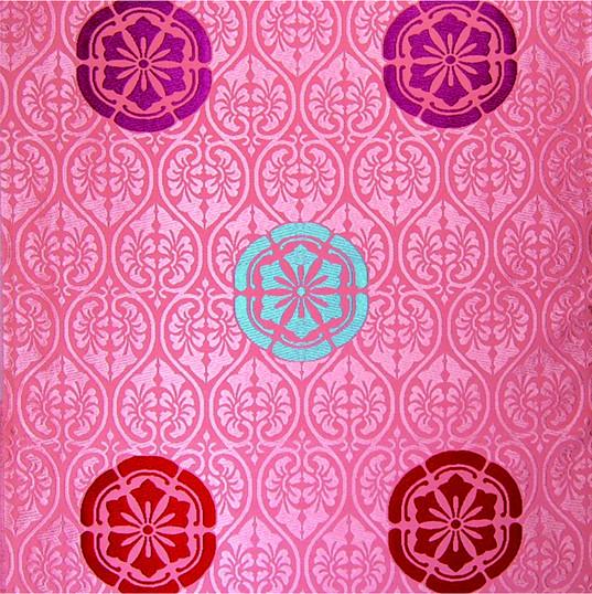 KK-01 杏立枠に木瓜紋