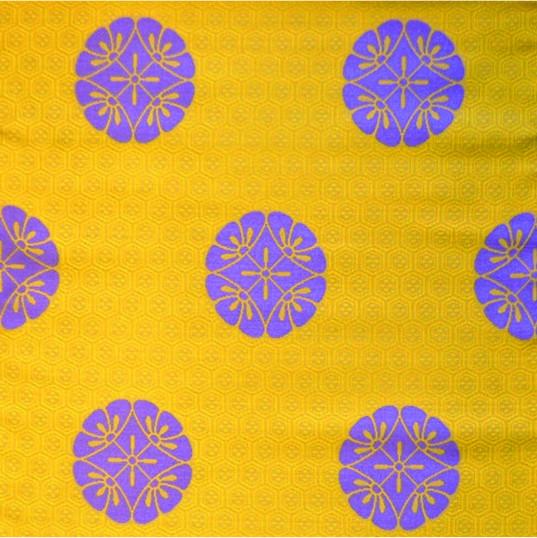 NKK-08-4 亀甲に花の丸