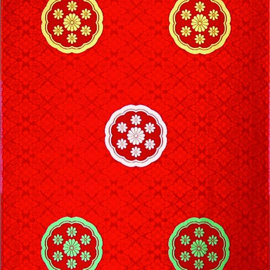 KK-04 小葵に菊窠紋