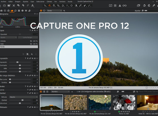 Curso de Capture One 12 Pro