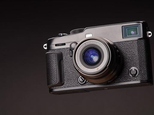 Fujifilm X-Pro3 en Horizontal
