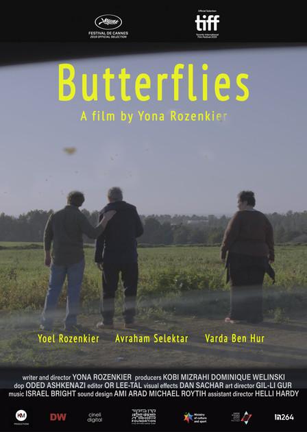 Butterflies - Parparim