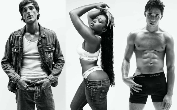 MEG THEE STALLION, JACOB ELORDI, AND MORE STAR IN CALVIN KLEIN SPRING '21 CAMPAIGN