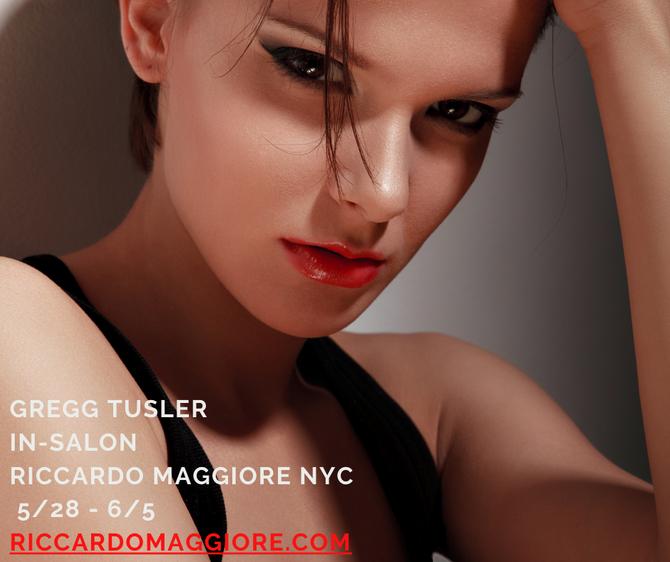 Gregg Tusler In-Salon NYC