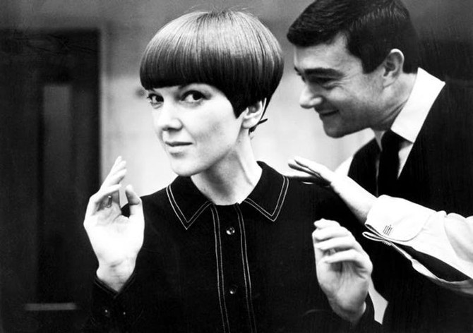 How Vidal Sassoon Changed the World With a Hair Cut