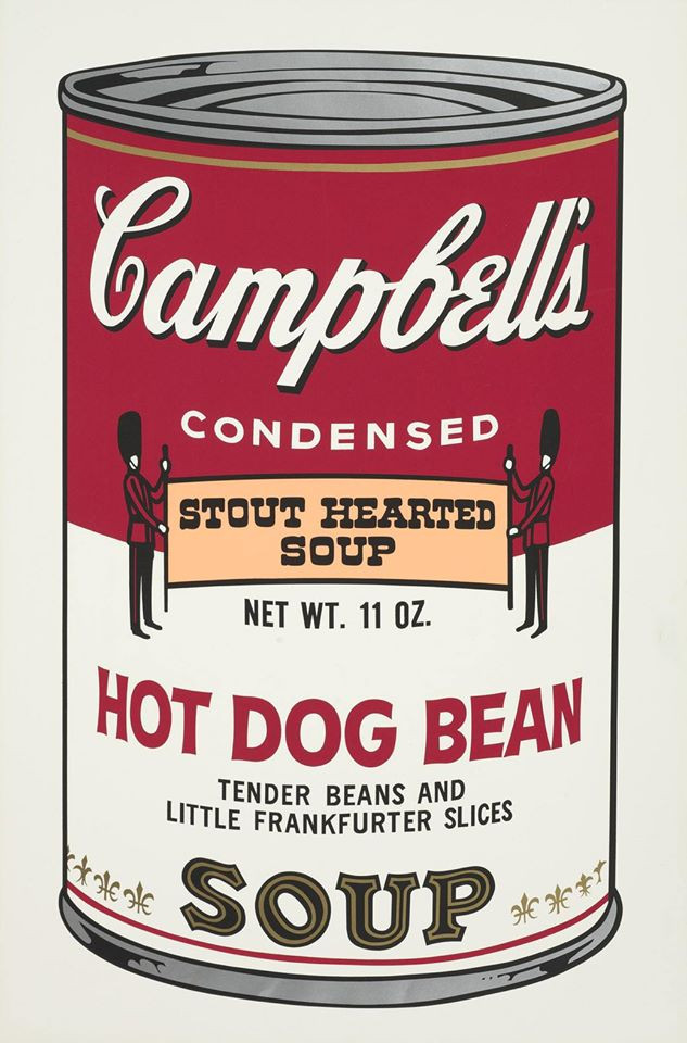 ICYMI: #National Hot Dog Day Immortalized by Andy Warhol