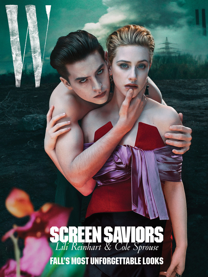 Wmag: In honor of Instagram celebrating its 10 year anniversary!