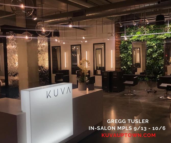 Gregg Tusler In-Salon Mpls...