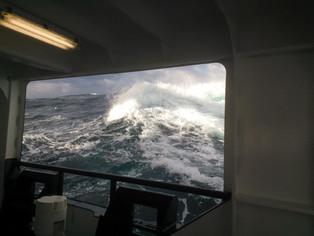 mv Nordana Star - Ocean Passage