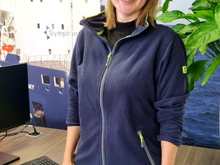 Symphony Shipping is excited to announce a new addition to her Vessel Management Team!